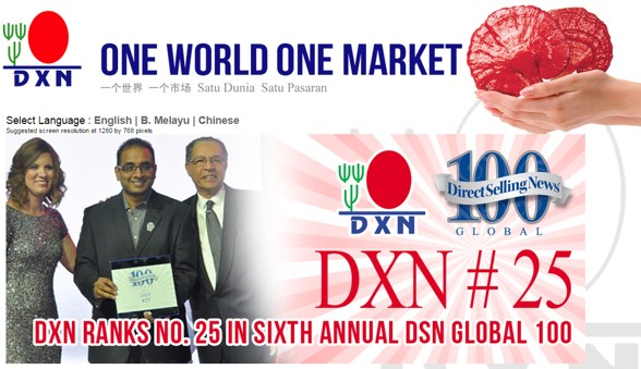 DXN Top 25